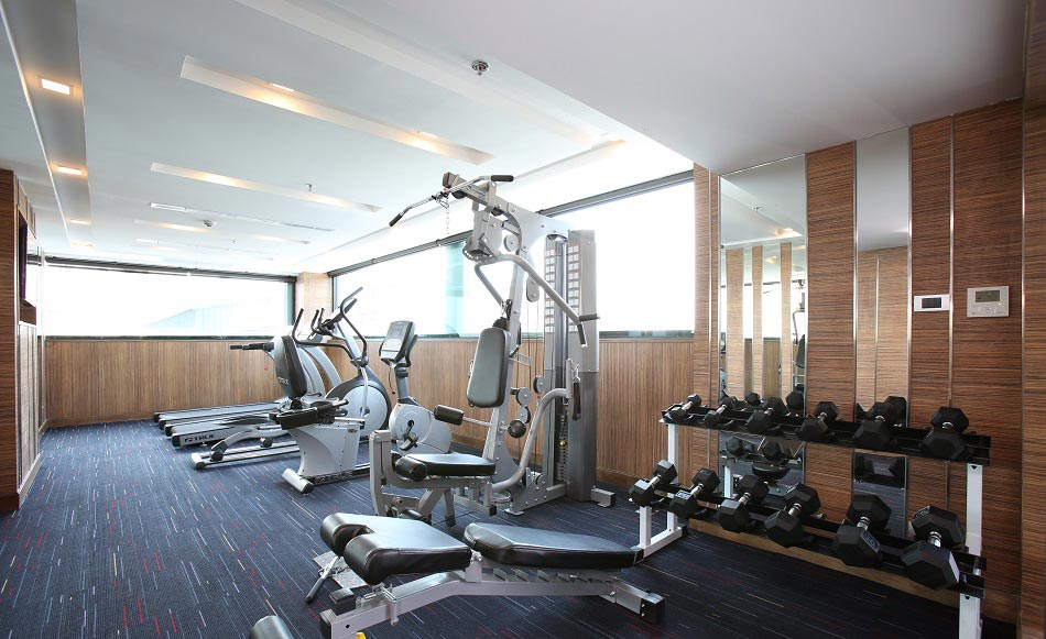Grand Swiss Hotel - Fitness Center