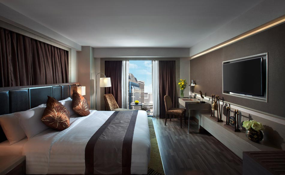 Grand Executive Room - Grand Swiss Hotel