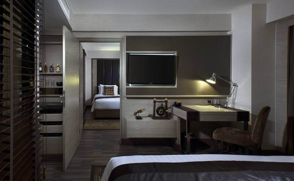 Rooms: Hotel Accommodation - Connecting Room
