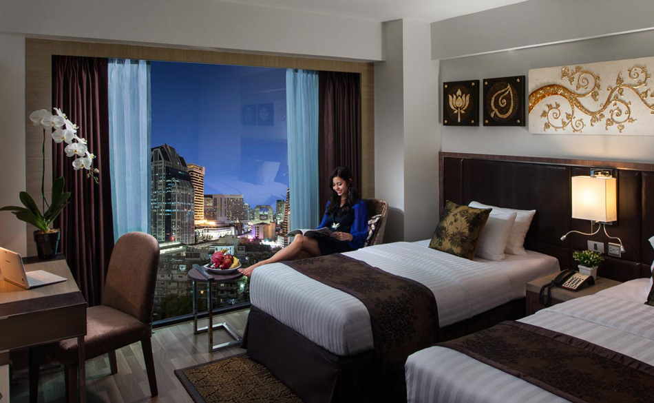 Elegant Rooms Amp Luxury Suites In Nana Sukhumvit Soi 11